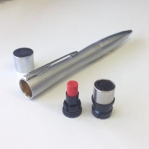 ネームペンインク交換