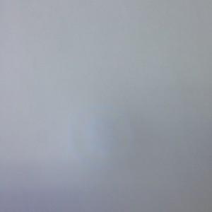 ブラックライトで光るシャチハタの捺印テスト