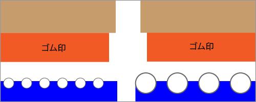スタンプ台4